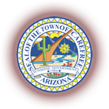 Seal of the Town of Carefree, Arizona